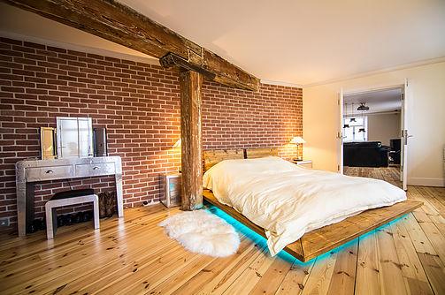 timberbush-bed